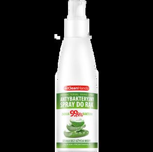 Cleanhands_antybakteryjny spray do rąk, 100 ml (rodzaj wysyłany losowo)_2