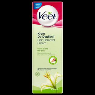 Veet_Dry Skin_krem do depilacji, 100 ml