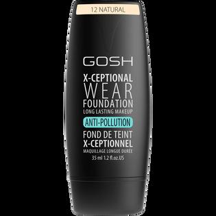 Gosh_X-Ceptional Wear_kryjący podkład do twarzy w kremie do twarzy natural 12, 35 ml_1