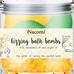 Nacomi_półkule pomarańczowe z zieloną herbatą do kąpieli, 230 g_1