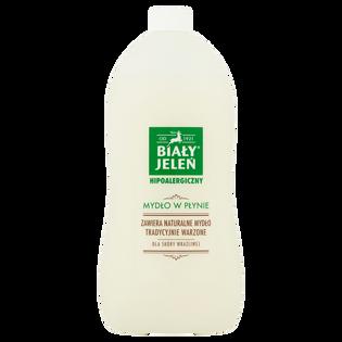 Biały Jeleń_Hipoalergiczne_mydło w płynie dla skóry wrażliwej, 1000 ml