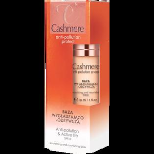 Cashmere_Anti-Pollution Protect_baza wygładzająco-odżywcza pod makijaż, 30 ml_2