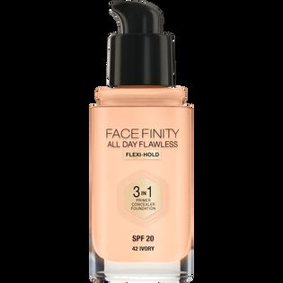Max Factor_Facefinity All Day Flawless 3 w 1_kryjący podkład do twarzy w płynie ivory 42, 30 ml_2