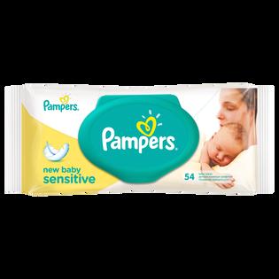 Pampers_New Baby Sensitive_chusteczki nawilżane, 54 szt./1 opak._1