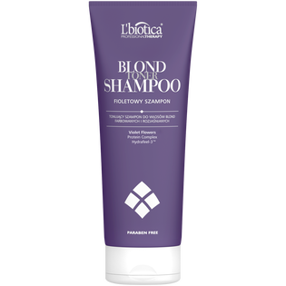 L'Biotica_Professional Therapy_tonujący szampon do włosów blond, farbowanych i rozjaśnianych, 250 ml_1