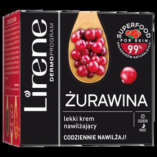 Lirene_Superfood for Skin_lekki nawilżający krem do twarzy na dzień i noc, 50 ml_2