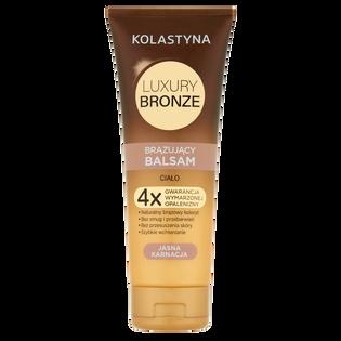 Kolastyna_Luxury Bronze_balsam brązujący do ciała jasna karnacja, 200 ml