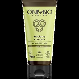 Only Bio_szampon do włosów suchych i zniszczonych, 200 ml