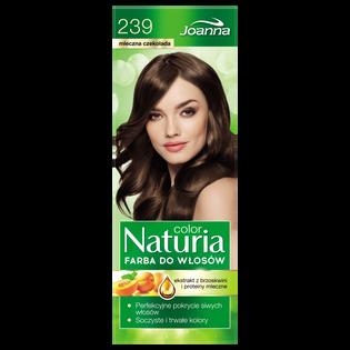 Joanna_Naturia Color_farba do włosów 239 mleczna czekolada, 1 opak.