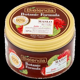 Bielenda_Botanic Formula_masło do ciała imbir + dzięgiel, 250 ml