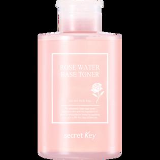 Secret Key_Rose Water_nawilżająco rozświetlający różany tonik do twarzy, 550 ml