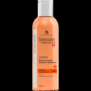 Seboradin_Regenerujący_regenerujący szampon do włosów, 200 ml