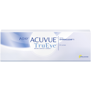 Acuvue_1-Day Tru Eye_soczewki, moc -4.00, 30 szt./1 opak.