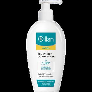Oillan_Med+_ochronny żel do mycia rąk, 200 ml