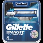 Gillette Mach3 Turbo