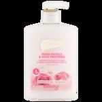 Luksja Creamy Rose Petals & Milk Proteins