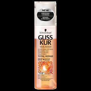 Gliss Kur_Total Repair_ekspresowa odżywka regeneracyjna do włosów , 200 ml