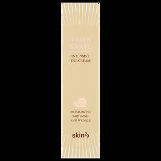 Skin79_Golden Snail_odżywczo-nawilżający krem pod oczy dla skóry suchej, podrażnionej i odwodnionej, 35 ml_2