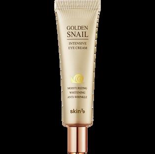 Skin79_Golden Snail_odżywczo-nawilżający krem pod oczy dla skóry suchej, podrażnionej i odwodnionej, 35 ml_1