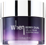 When Berry Dual Gel & Cream Sleeping