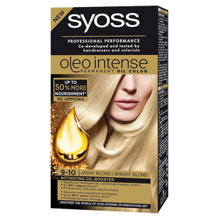 Syoss_Oleo Intense_farba do włosów 9-10 jasny blond, 1 opak._1