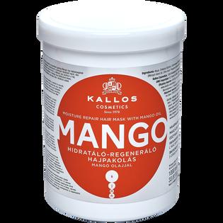 Kallos_Olejek mango_maska do włosów, 1000 ml