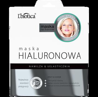 L'Biotica_nawilżająco-ujędrniająca maska do twarzy, 23 ml
