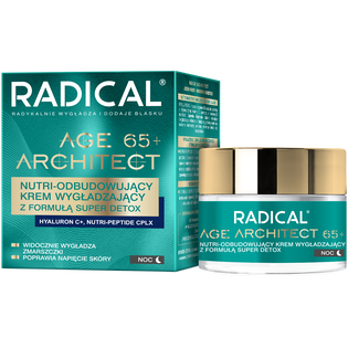 Radical_Age Architect 65+_odbudowujący krem wygładzający do twarzy na noc, 50 ml_1