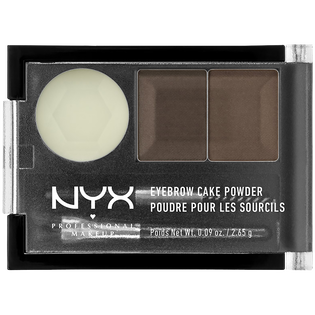 Nyx_Eyebrow Cake_puder do brwi dark brown, 2,65 g_1