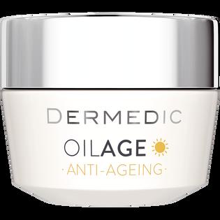 Dermedic_Oilage_odżywczy krem do twarzy na dzień, 50 g
