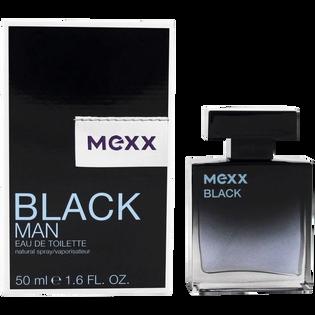 Mexx_Black Man_woda toaletowa męska, 50 ml