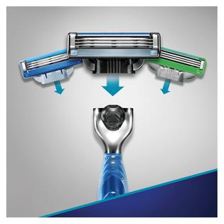 Gillette_Mach3 Start_rączka do maszynki do golenia, 1 szt. + wkłady 3 szt./1 opak._5