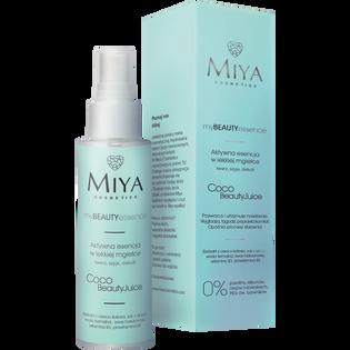 Miya Cosmetics_My Beauty Essence_aktywna esencja do twarzy z kokosem i aloesem, 100 ml