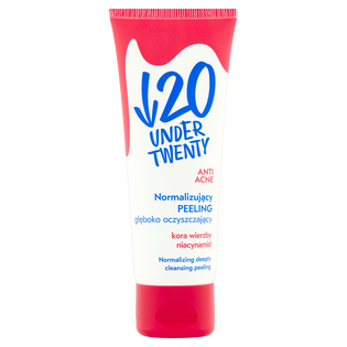 Under Twenty_Anti Acne_peeling do twarzy, 75 ml