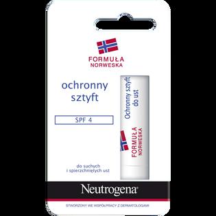 Neutrogena_Formuła Norweska_pomadka ochronna do ust SPF4, 4,5 g