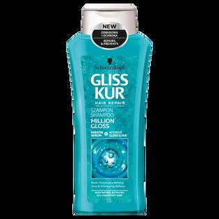 Gliss Kur_Million Gloss_szampon do włosów, 400 ml