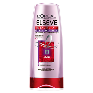 Loreal Paris_Elseve Total Repair Extreme_odżywka rekonstruująca do włosów, 200 ml