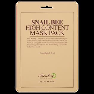 Benton_Snail Bee_maseczka do twarzy, 20 ml