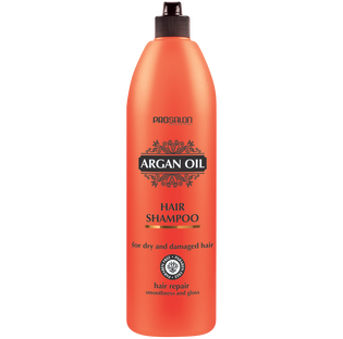 Prosalon_Argan Oil_szampon do włosów z olejem arganowym, 1000 ml