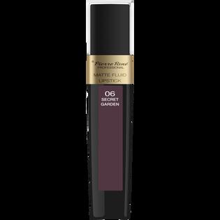 Pierre Rene_Matte Fluid Lipstick_pomadka w płynie do ust 06, 6 ml