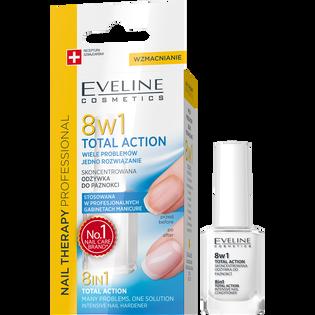 Eveline_8w1_odżywka do paznokci, 12 ml