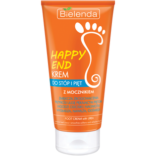 Bielenda_Happy End_krem do stóp i pięt z mocznikiem, 125 ml