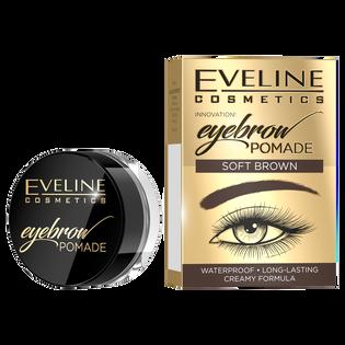 Eveline Cosmetics_pomada do stylizacji brwi soft brown 01, 4 g
