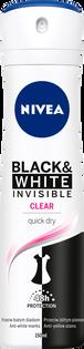 Nivea_Invisible_antyperspirant damski w sprayu, 150 ml