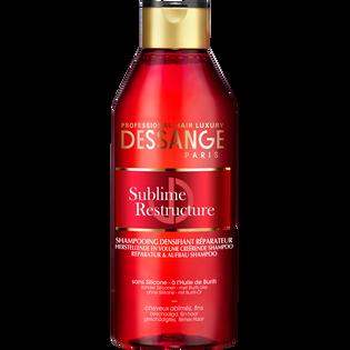 Dessange Professional Hair Luxury_Sublime Restructure_szampon do włosów zniszczonych i matowych, 250 ml