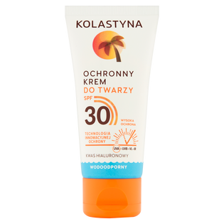 Kolastyna_ochronny krem do twarzy, 50 ml