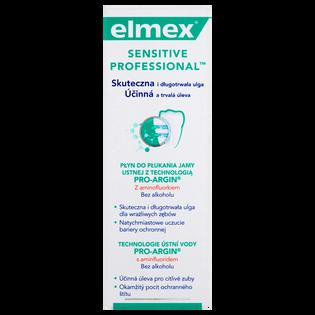 Elmex_Sensitive Professional_płukanka do jamy ustnej, 400 ml