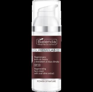 Bielenda Professional_Power Of Nature_regenerujący krem do twarzy z ekstraktem ze śluzu ślimaka, 50 ml_1