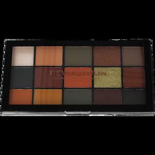 Revolution Makeup_Iconic Division_paleta cieni do powiek, 11 g