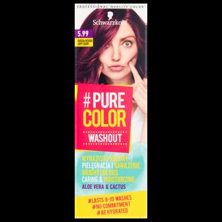 Schwarzkopf_Pure Color_farba do włosów 5.99 radosna wisienka, 1 opak.